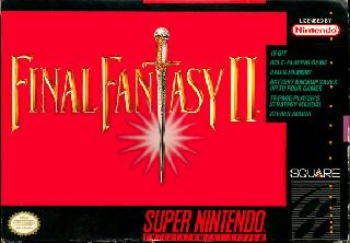 Screenshot Thumbnail / Media File 1 for Final Fantasy II (USA) (Rev 1) [Hack by JCE3000GT v1.2] (Hard Type)